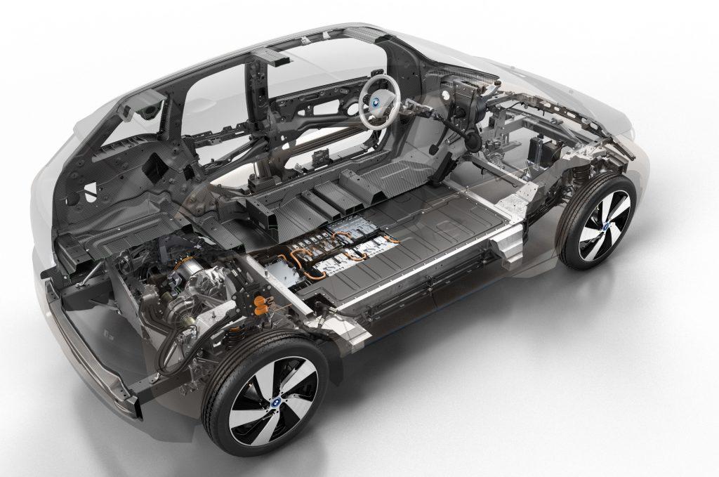 不仅用电还能烧油 增程式电动车算电动还是混