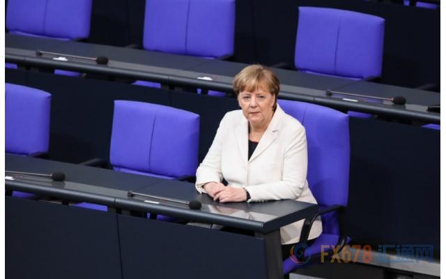 默克尔退意掀起德国领袖争夺战 欧元跌势悬念犹存