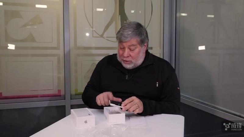 沃兹:iPhone X有个大问题 不像苹果