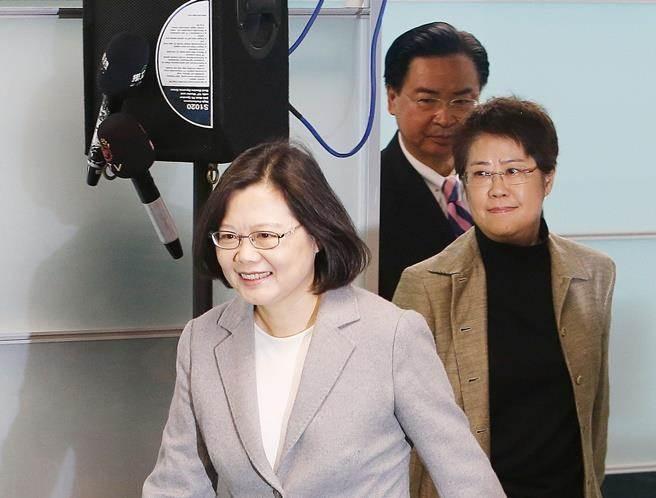 """巧合还是预谋? 蔡英文""""闺密""""接任台北101总经理"""
