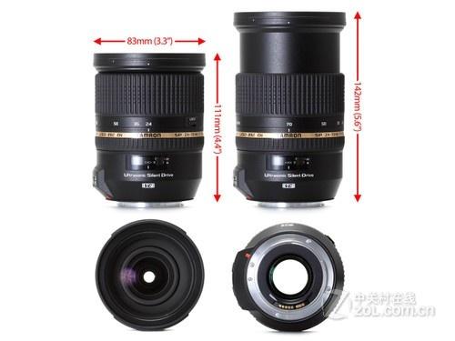8腾龙24-70(A007)花瓣型遮光罩防抖镜头