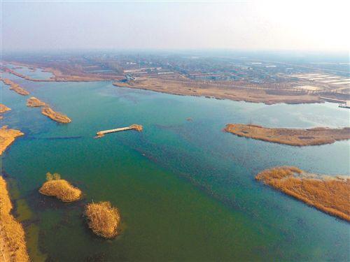 徐州大沙河水利风景区入选国家级水利风景区