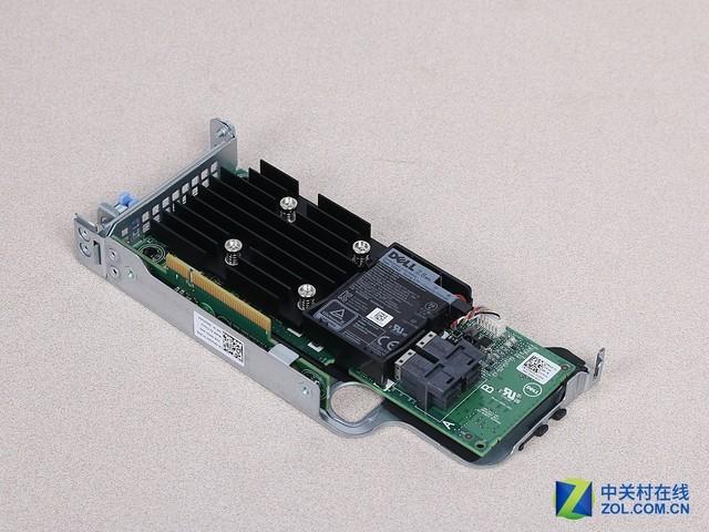 戴尔易安信poweredge r540服务器首测
