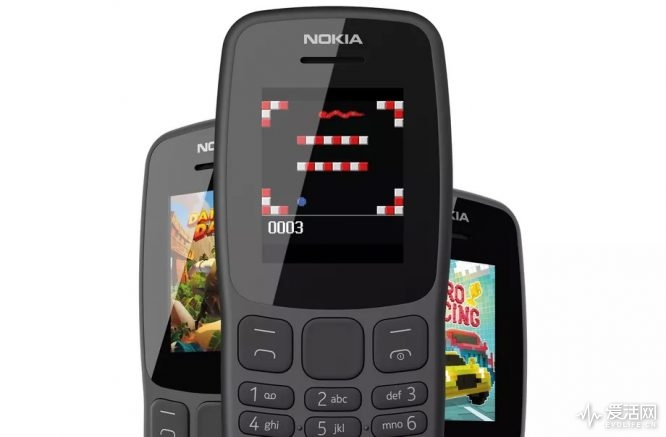 买游戏送手机 诺基亚106让贪吃蛇粉丝赚了