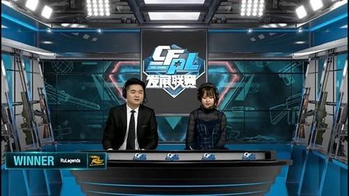 RUL 2-0战胜LG 多人手感爆棚 Xopya化身门神CFCF活动CF官网