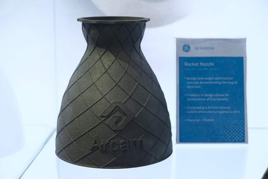 TCT展:GE金属烧结不仅仅应用于航空