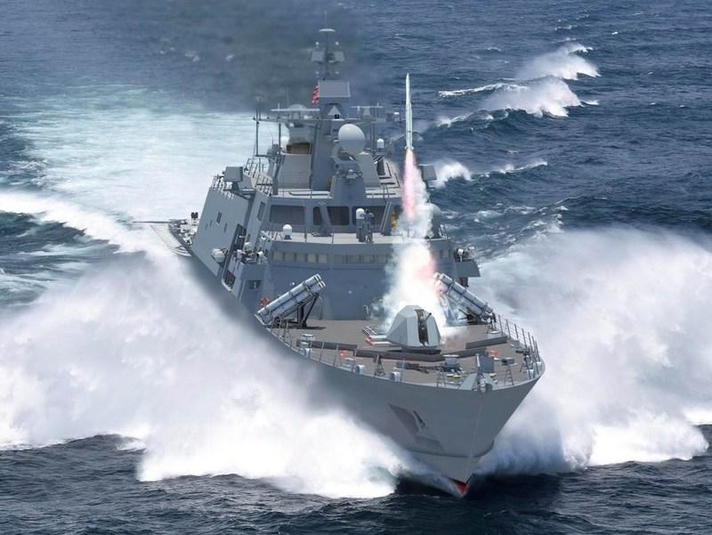美国海军授出FFG(X)护卫舰概念设计合同