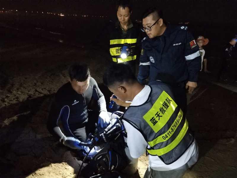 北京男子在大连金石滩溺亡 曾将救生圈借给他人