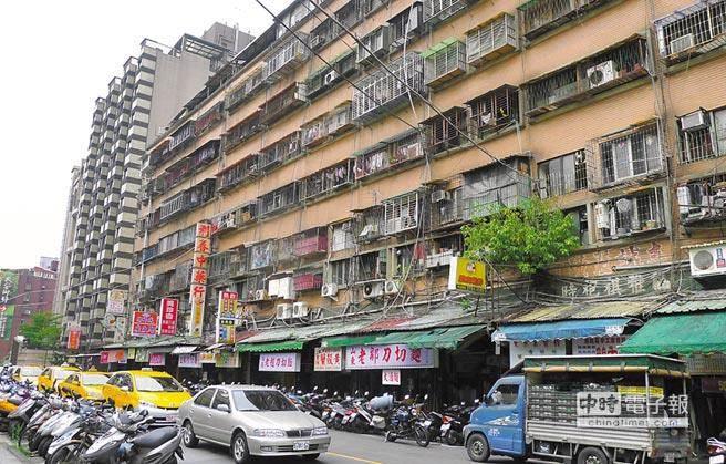 台北超过9成5建筑物加盖违建 遇强震倒塌风险高