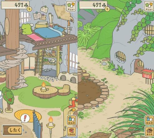 《旅行青蛙》,希望玩家能通过青蛙留意身边随处可见的可爱小动物的