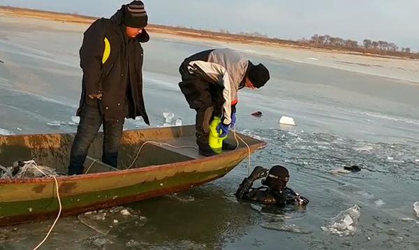 男子江上凿冰捕鱼不慎溺水身亡 事发地并未封冻