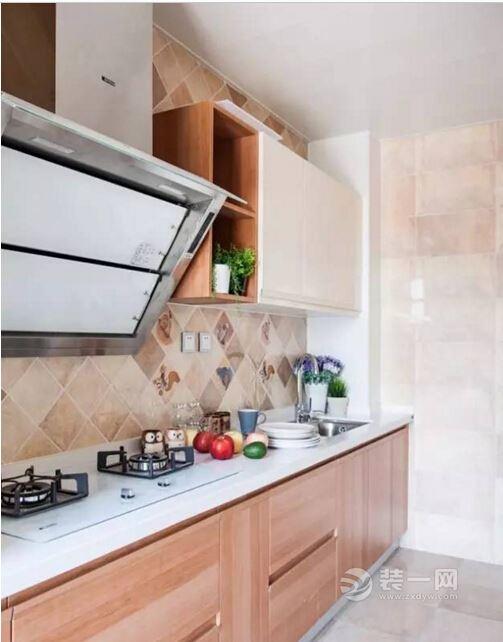 小面积版面v面积省大全I型、L型还是U型效手抄报厨房设计图空间法在心中图片
