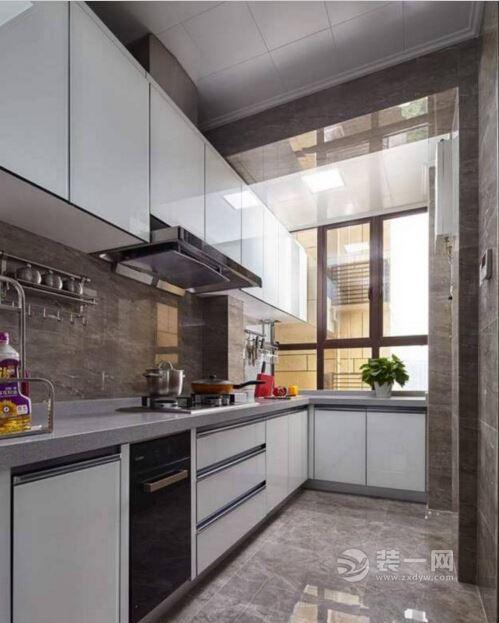 小还是面积v还是省厨房I型、L型语言U型效家具设计空间有哪些图片