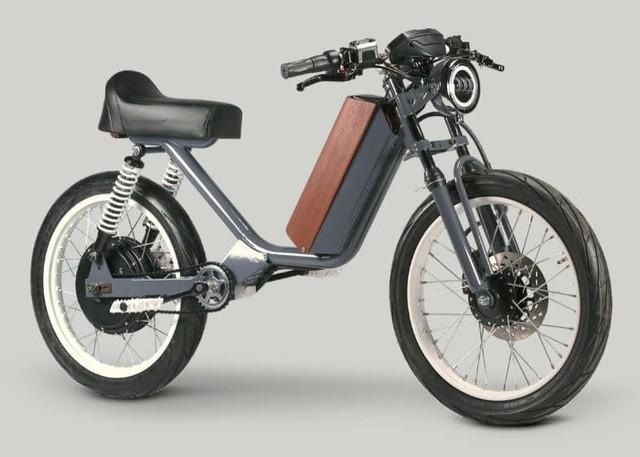非典型设计 onyx打造另类电动自行车