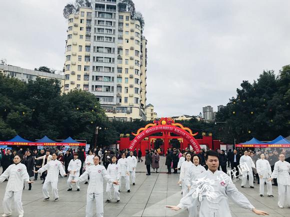 南川:开展妇女维权活动 增强女性法治意识
