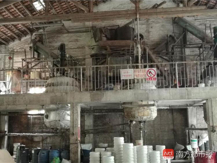 """""""黑化工厂""""被责令停产后偷开工"""