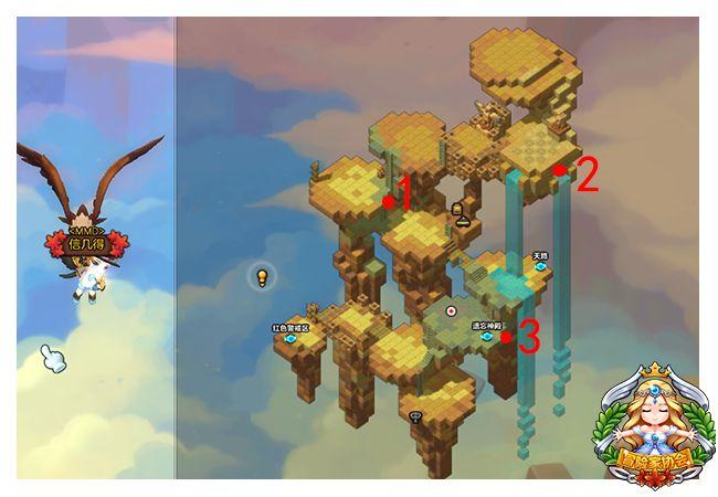 冒险岛2黄金宝箱位置攻略:勇士部落黄金宝箱全收录