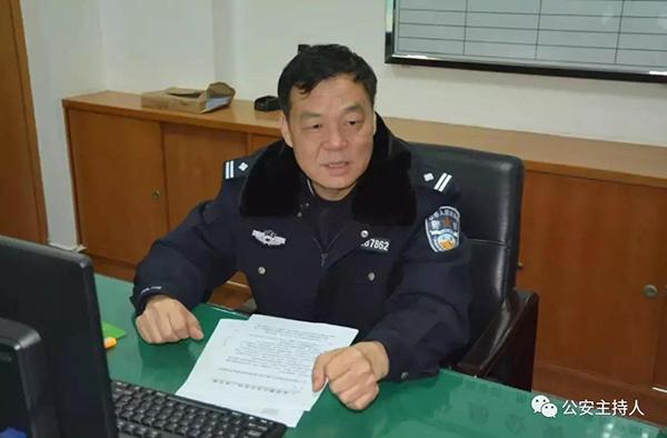 54岁警察上班途中晕厥牺牲 同事:生前身体已预警