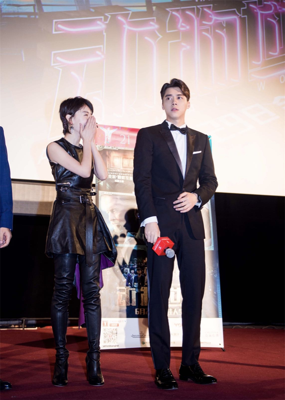 电影《动物世界》上海电影节开幕口碑开挂 韩延携李易峰周冬雨打造