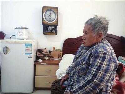 8旬老人寻25年前走失女儿:让她继承房产给自己送终