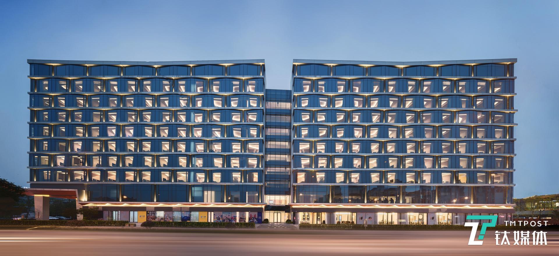 阿里巴巴未来酒店FlyZoo Hotel开业了