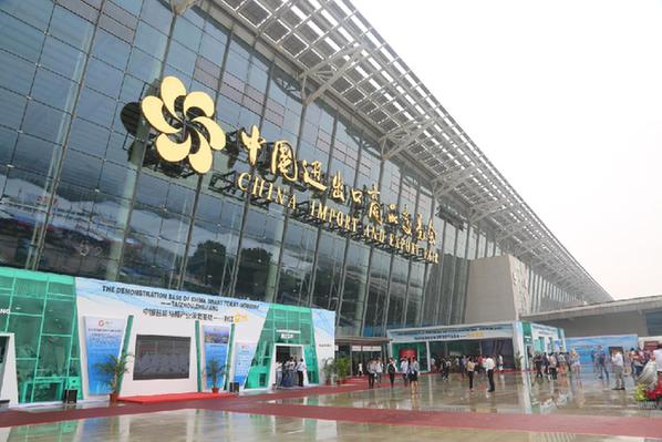 外贸朋友圈越扩越大从广交会透视中国经济蝶变