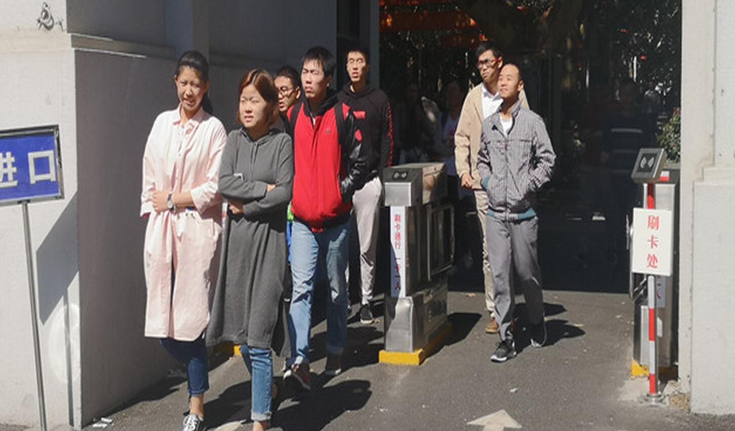 南京大学回应校园门禁之争:限外令并非一刀切
