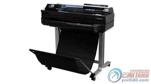 惠普T520大幅面打印机昆明特价23600