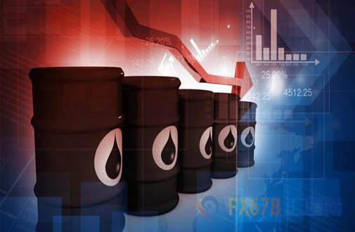 API原油库存意外减少213万桶 美油报72.17美元/桶,涨幅0.54%