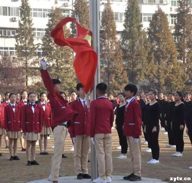 11月1日,潢川幼儿师范学校第四十二届田径运动会开幕式暨第四届