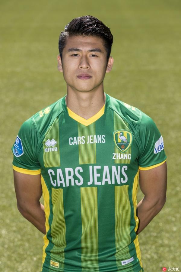 【综合】那些年!留洋的中国著名足球运动员