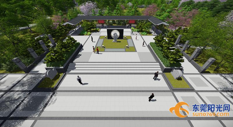 凤岗:碧湖森林公园一期改造工程有望明年上半年完工