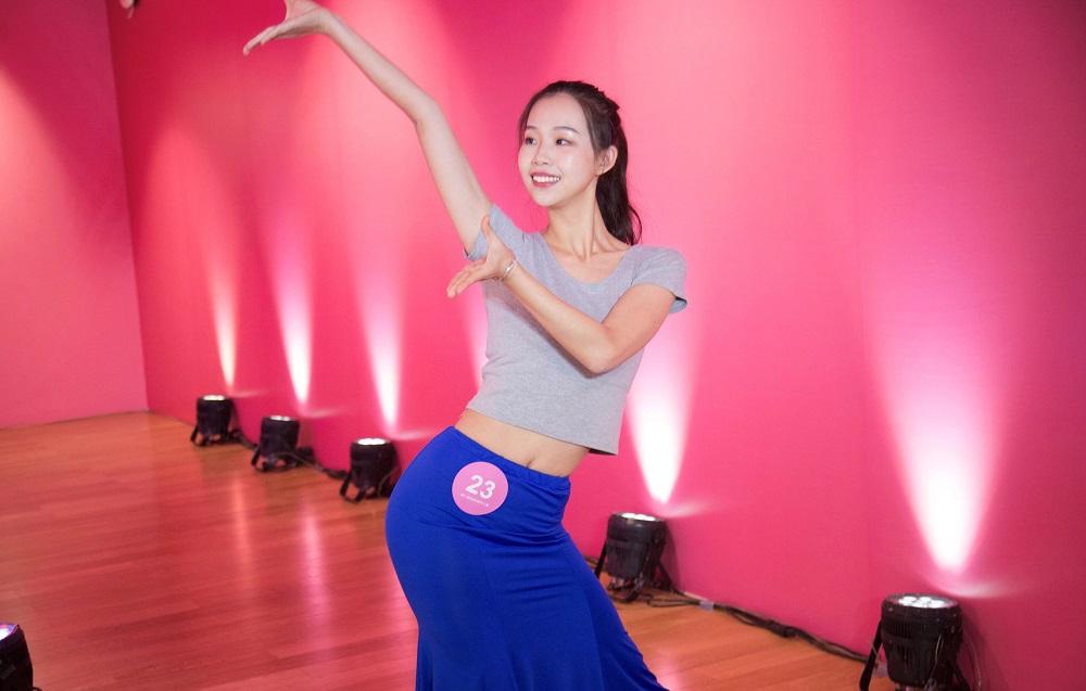 我是亚洲天使瑞丽模特大赛席卷北京