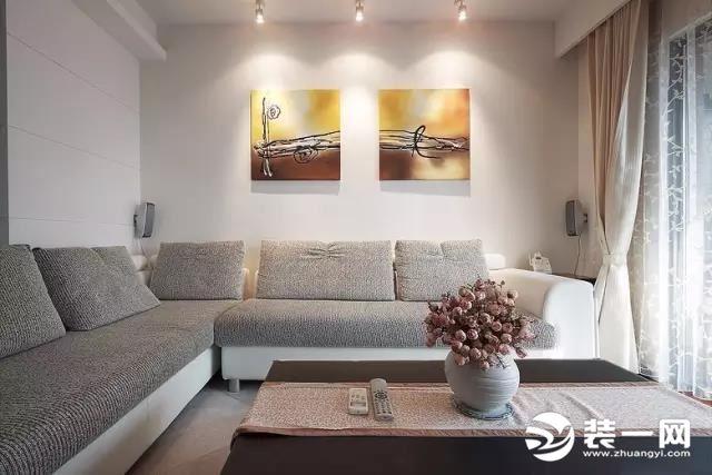 96平米兩居室裝修效果圖 現代簡約風格設計很溫暖