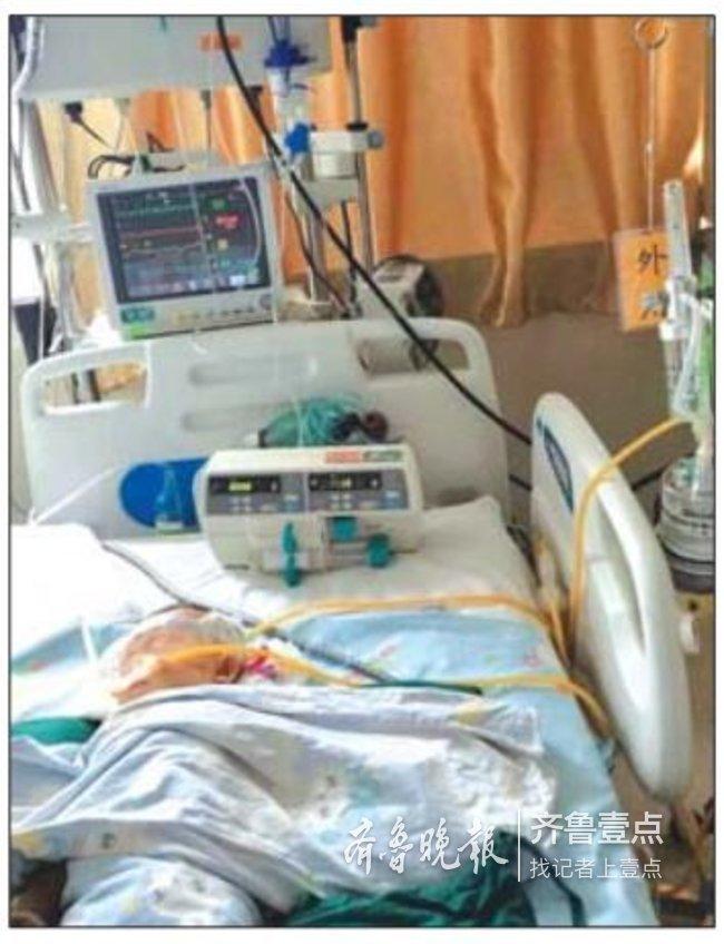 1岁女童边走路边吃药 呛咳吸入呼吸道引发肺出血