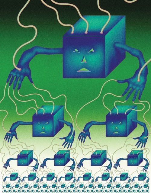 2017年度十大创新技术:物联网僵尸网络