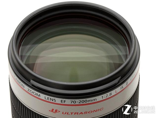 PLUS会员超值购 佳能70-200mm IS II镜头