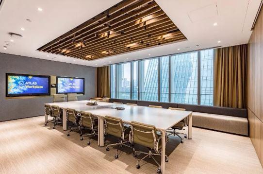 微�LL9ge�d�z(j9��_打造1.5万平方米超大酒店式办公空间 寰图落户深圳