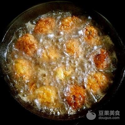 炸蛋粉胡豆腐丸的做法 - 后花园网文 - 趣味生活