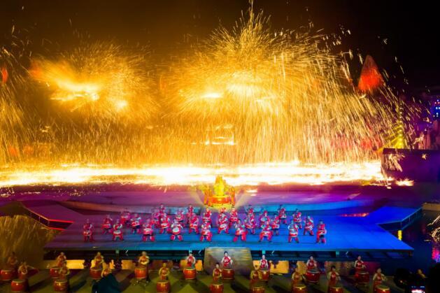 这个春节 司徒小镇邀您一起免费狂欢!