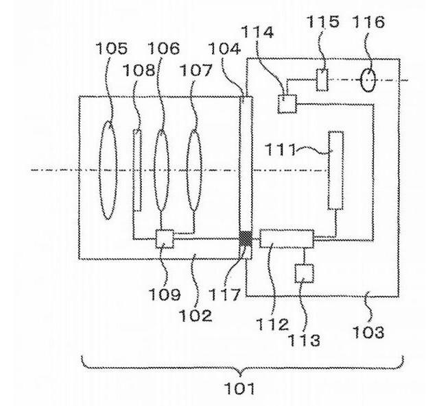 为全幅微单铺路 尼康公布新背照式传感器专利