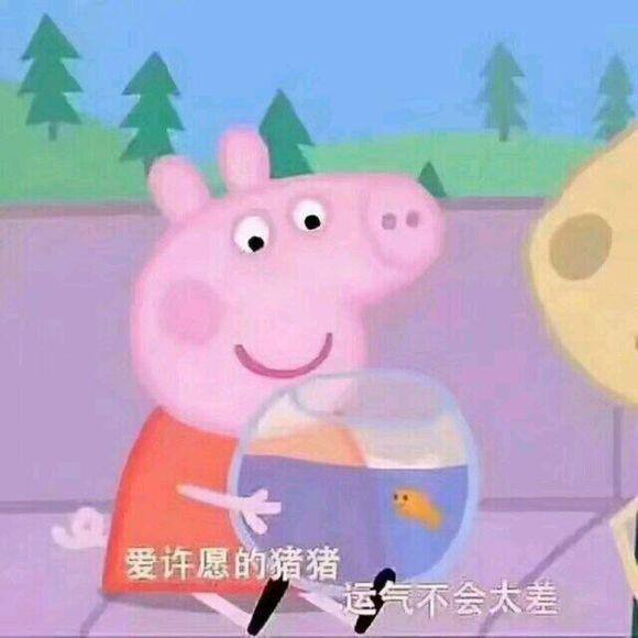 收了这套小猪佩奇眼镜怼人撕逼都充满了底图戴表情搞笑近视眼图片