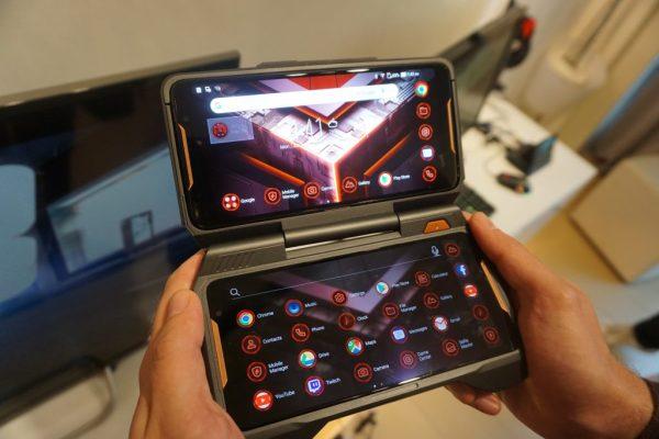 华硕rog phone游戏手机现场试玩体验:标杆式产品