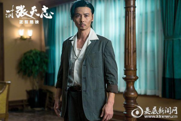 2同档期华语电影单日票房冠军 《叶问外传:张天志》票房逆袭成圣诞图片