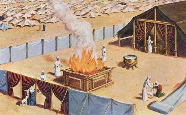 古代沐浴背景素材