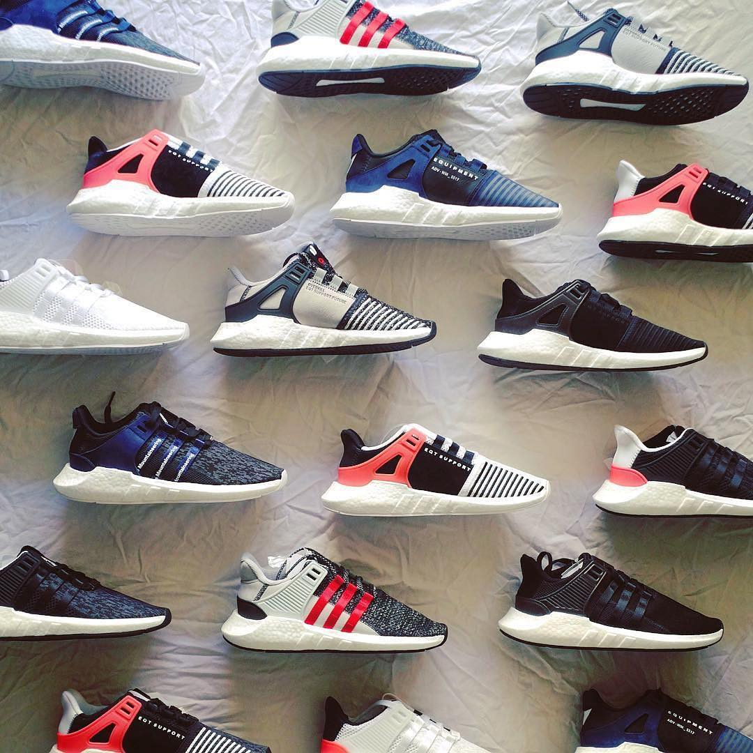 2018 年除了老爹鞋还有什么能火遍街头 它一定是你的最佳选择