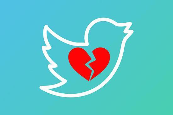 传twitter欲取消点赞功能 爱心按钮或时日无多
