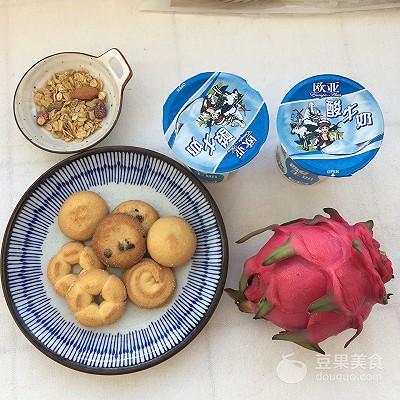 饼干酸奶杯的做法 - 后花园网文 - 趣味生活