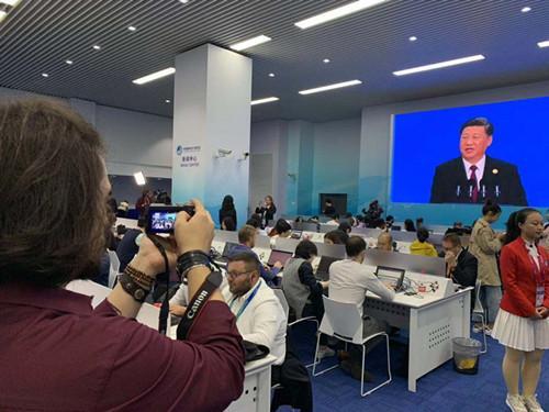 外媒看進博會:中國的大門不會關閉,進博會就是最好的證明