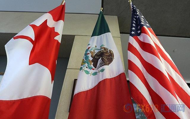 新版NAFTA每六年审查一次 或成美国大选热门话题